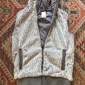 Patagonia super soft vest